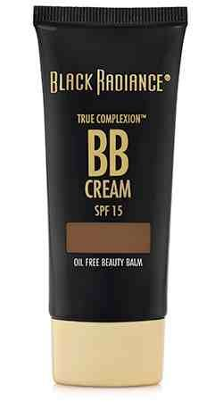 Black Radiance True Complexion Bb cream SPF 15 (coffee glaze)