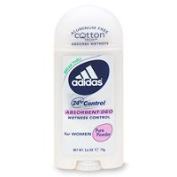 Adidas 24hr Control Absorbent-Deo