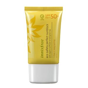 InnisFree Eco Safety Sunblock Ultra Protection SPF 50