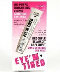Hard Candy Eye'm Tired Eye Gel De-Puffer