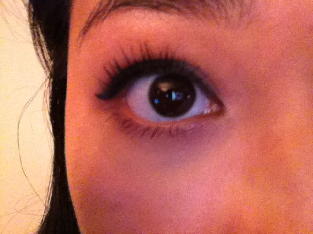 ... L'oreal Voluminous Million Lashes Mascara