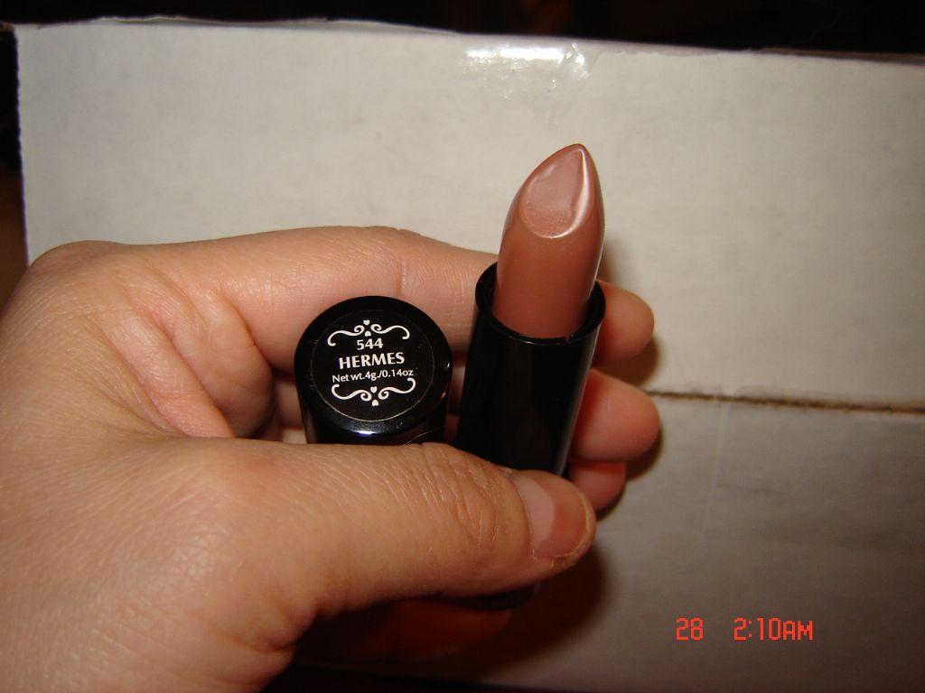 NYX Hermes Lipstick (Uploaded by sunfish211)