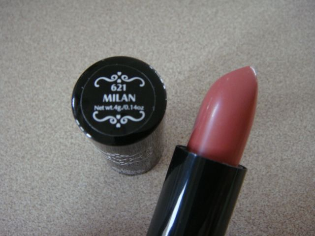 NYX Professional Makeup Round lipstick- Milan reviews ...