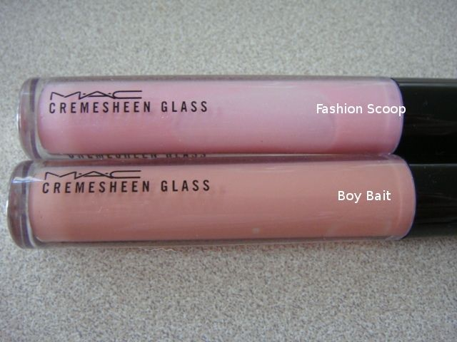 MAC Cremesheen Lipglass in Boy Bait