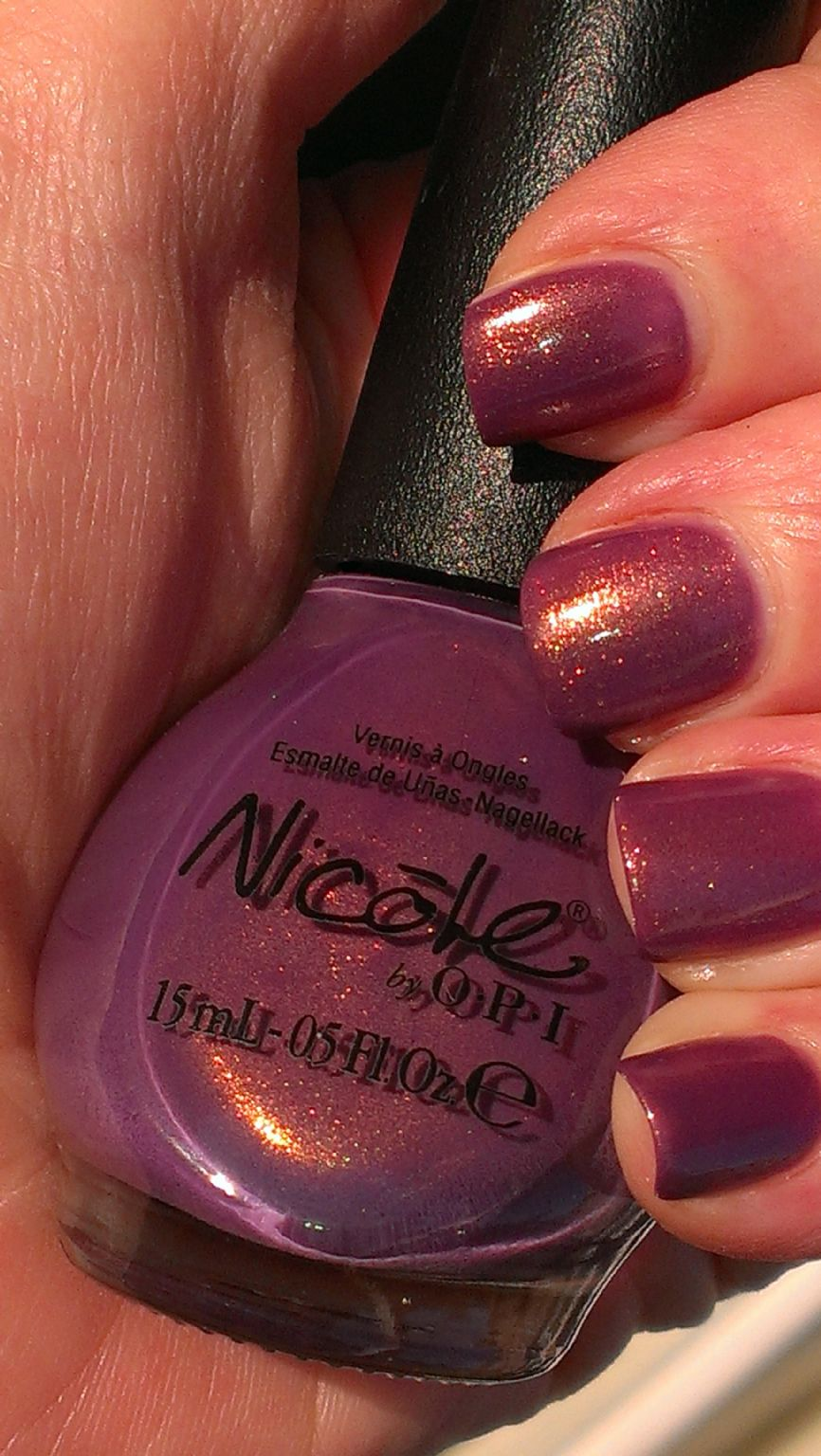 Nicole Purple Yourself Together reviews, photo - Makeupalley