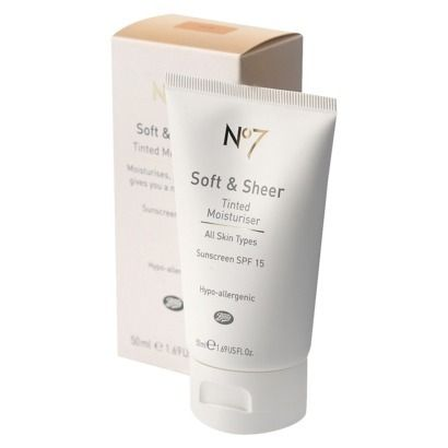 Boots  No.7 Illuminating Tinted Moisturizer in Fair