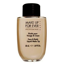 Make Up For Ever Face & Body Liquid Make Up ] [DISCONTINUED]