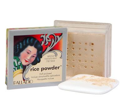Palladio Rice Powder Loose Natural