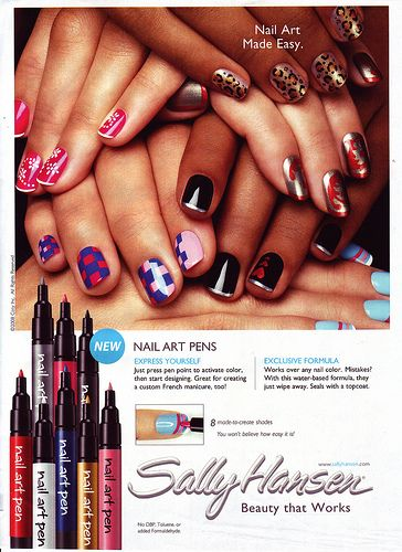 Sally Hansen Nail Art Pen Reviews Photos Makeupalley