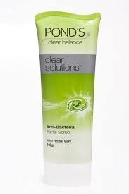 Ponds Clear Solutions Deep Pore Scrub, Oil Free