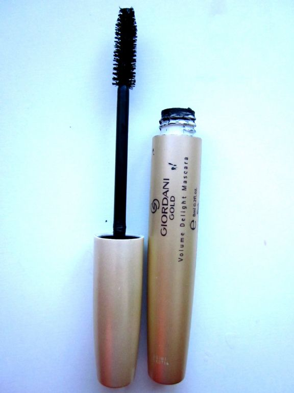 Oriflame giordani gold lash fashion mascara