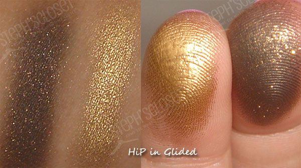 L'Oreal HiP Metallic Duo - Gilded #806 reviews, photos - Makeupalley