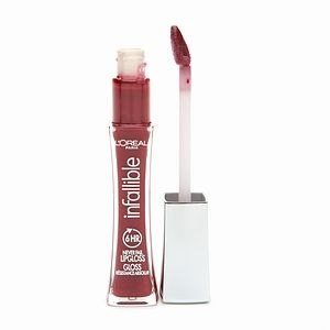 L'Oreal Infallible 8HR Pro Gloss - Rebel Red
