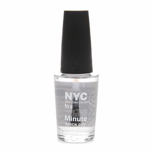 New York Color Grand Central Station clear nail polish