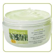 Avon Naturals Purifying Tea Tree and Grapefruit Face Cream