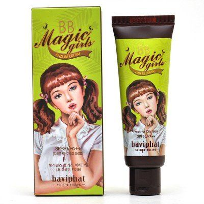 Baviphat - Dream Girls BB Cream for Oily Skin