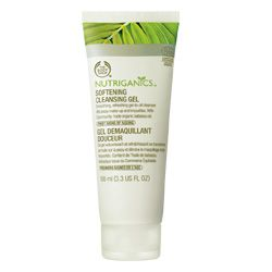The Body Shop Nutriganics - Softening Cleansing Gel