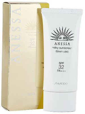 Shiseido  Anessa - town use sunscreen SPF30