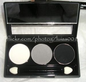 NYX Professional Makeup Trio TS1 (White/ Pearly Silver/ Soft Black)