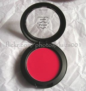 NYX Rouge Cream Blush - Red Cheek