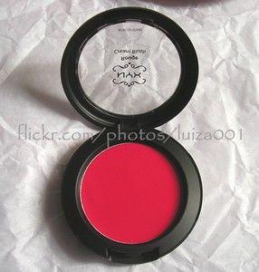 NYX Professional Makeup Rouge Cream Blush - Red Cheek