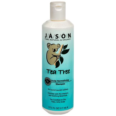 Jason Natural Cosmetics Tea Tree Shampoo