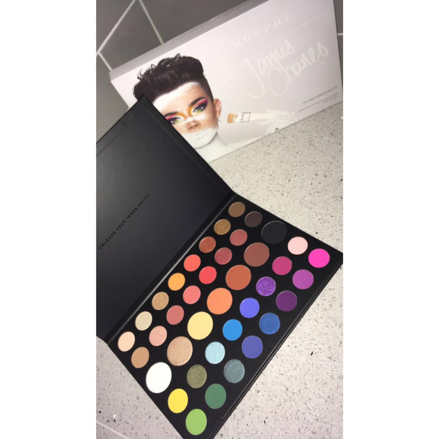 Morphe James Charles X Morphe Unleash Your Inner Artist Palette Reviews Photos Ingredients Makeupalley View this post on instagram. morphe james charles x morphe unleash your inner artist palette