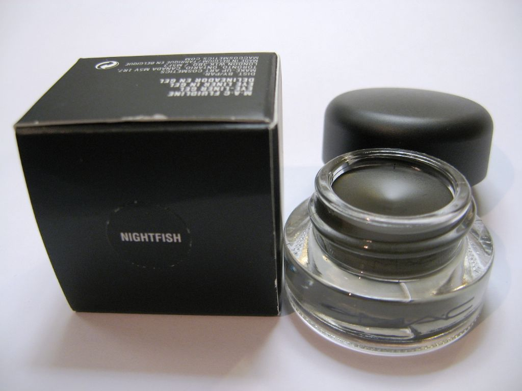 MAC Fluidline in Nightfish (Uploaded by honeydovey)