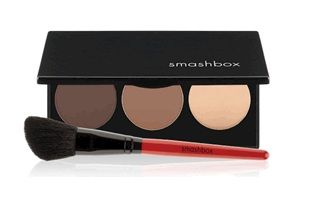 Image result for smashbox step by step contour kit