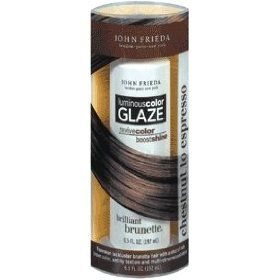 John Frieda Luminous Color Glaze in Brilliant Brunette