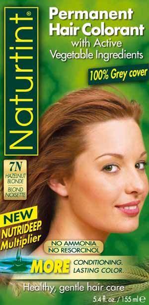 Naturtint Permanent Hair Colorant