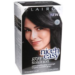 Clairol Nice n Easy - Gray Solution