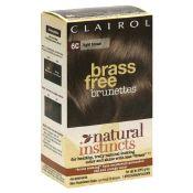 Clairol Brass Free Brunettes