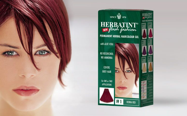 Herbatint - Permanent Haircolour Gel