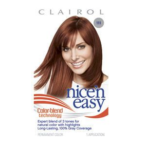 nice n easy hair color - Clairol Nice And Easy Colors