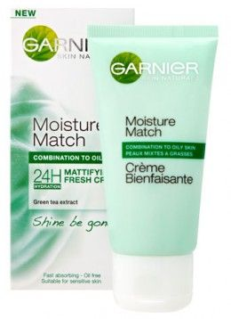 Garnier Garnier Moisture Match - Shine Be Gone