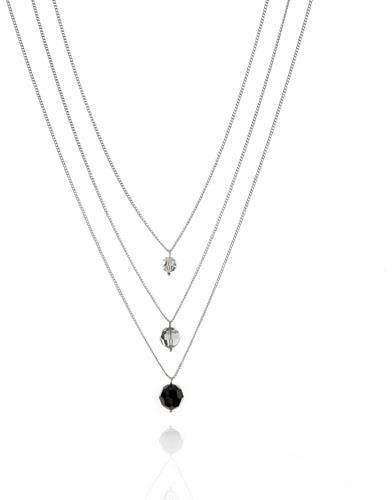 Avon Trio Necklace Swarovski Crystallised