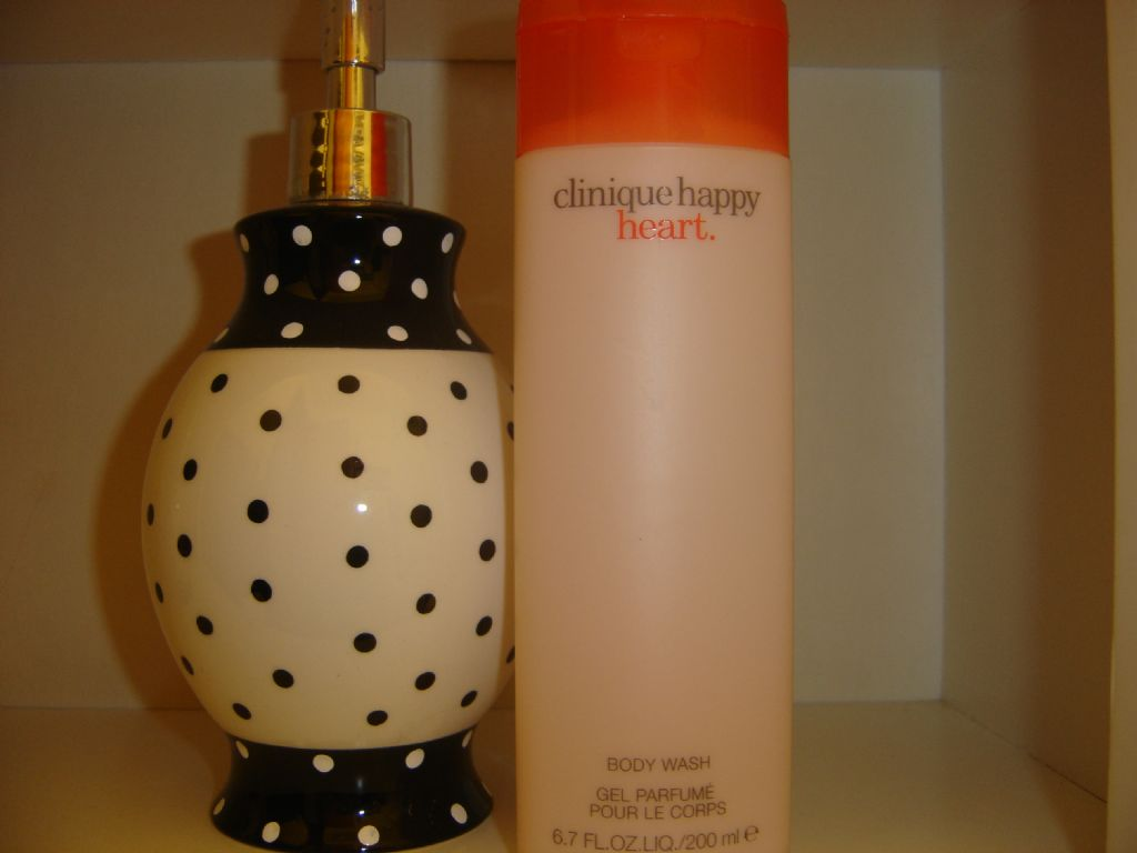 Clinique Happy Heart Body Wash (Uploaded by moodpuppet)