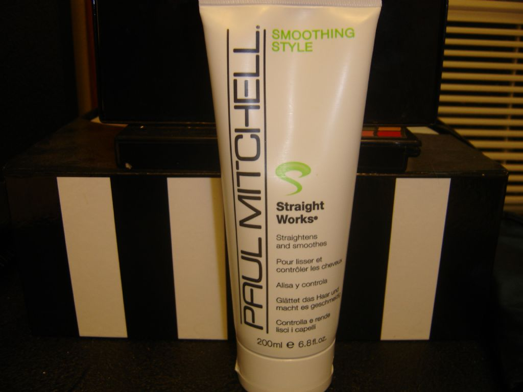 Paul Mitchell Straight Works (Uploaded by moodpuppet)