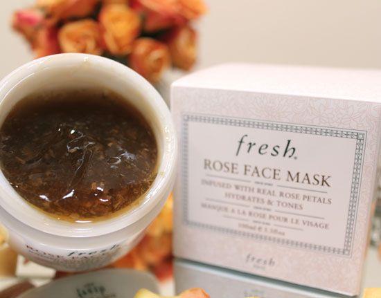ผลการค้นหารูปภาพสำหรับ fresh rose face mask
