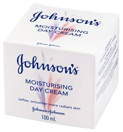 Johnson & Johnson Moisturising Day Cream