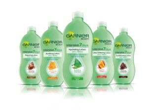 Garnier Intensive 7 Days Conditioning Lotion