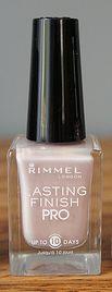 Rimmel Lasting Finish Pro - Crushed Pearl