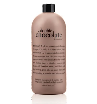 Philosophy Double Chocolate Ice Cream Shower Gel