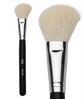 Sigma SS168 Large Angled Contour Brush
