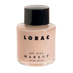 LORAC Oil-free foundation