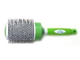 Brush Lab-Ceramic Curls Thermal Round Brush with Nylon Bristles 3in.