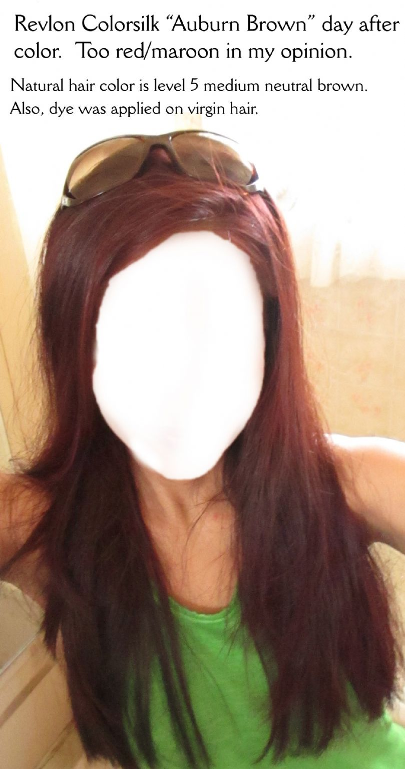 Light Natural Blonde Revlon Colorsilk