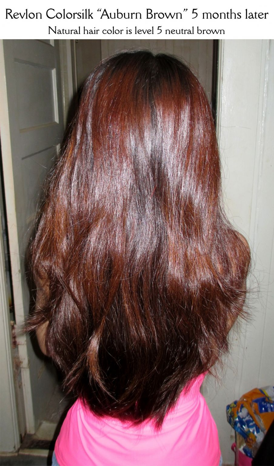 Revlon Hair Color Dark Brown Review