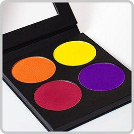 Sugarpill Burning Heart 4-Color Palette
